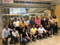 Visita Técnica ao CDD - Drogaria Araújo!